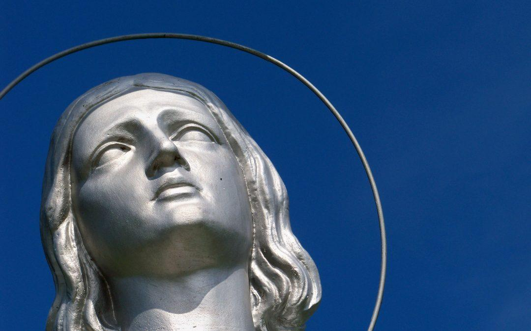 Blahoslavení Marie NENÍ cestou ke spasení