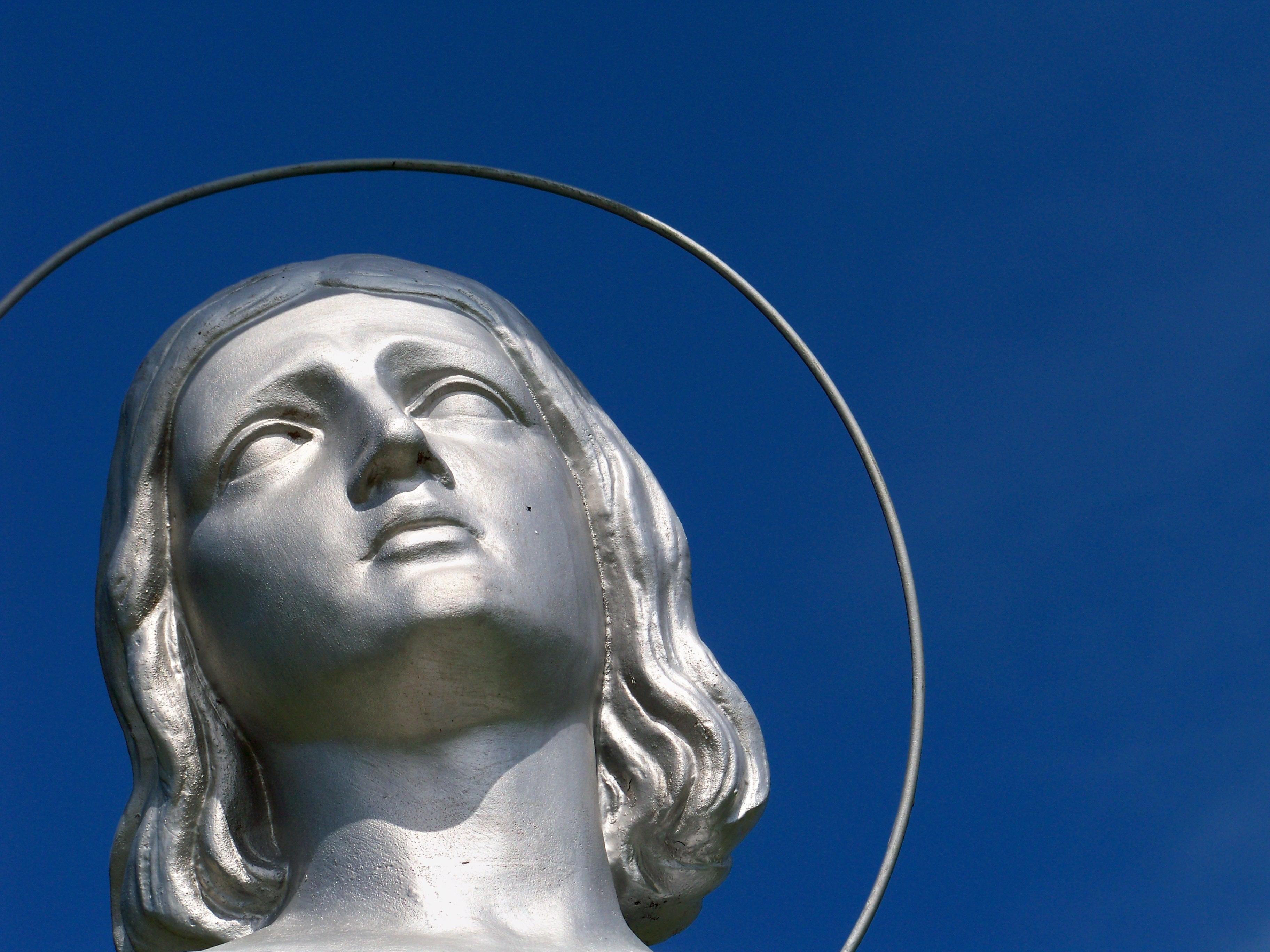 1059285 55029632 - Blahoslavení Marie NENÍ cestou ke spasení