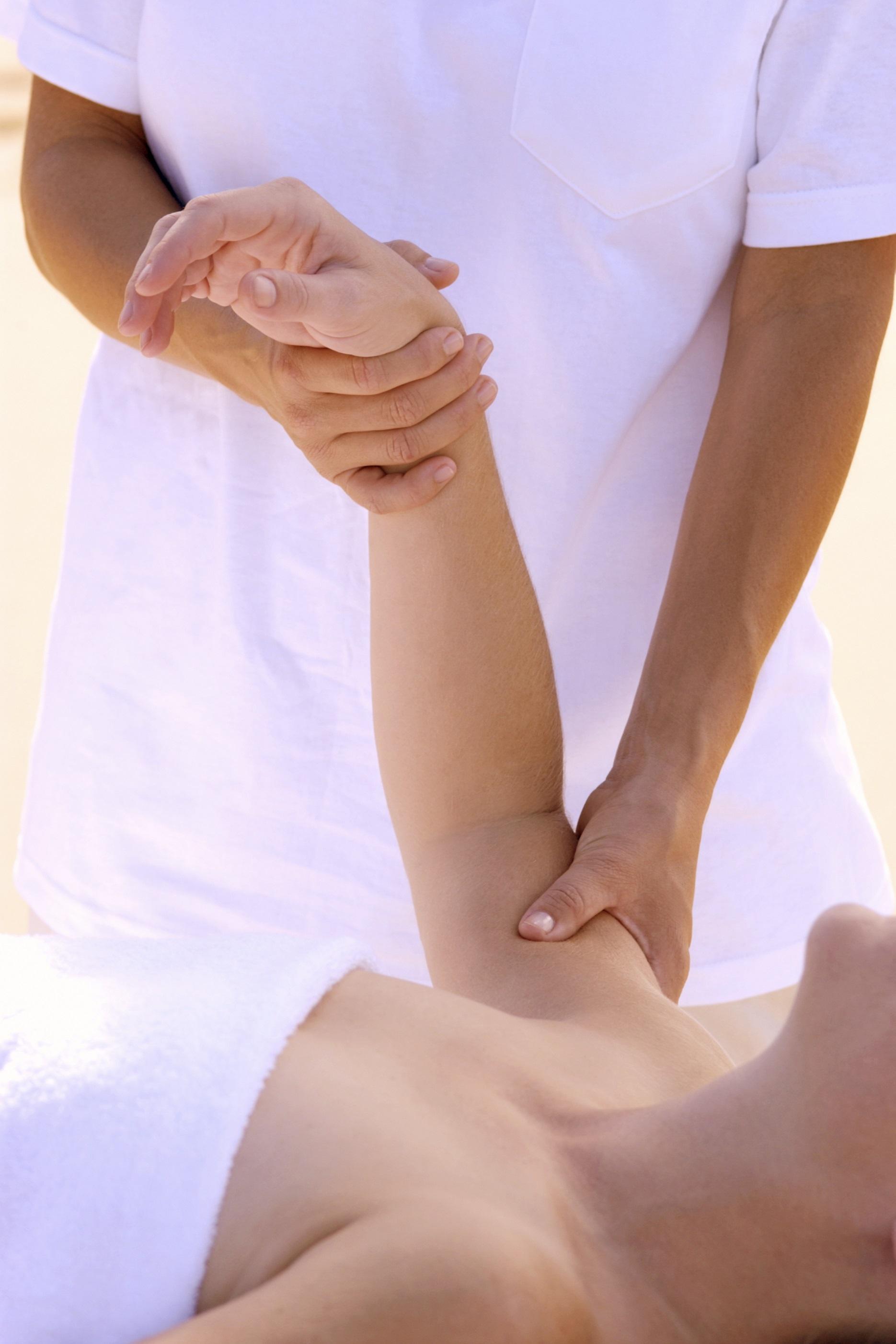 Reflexní terapie, thajské a shiatsu masáže