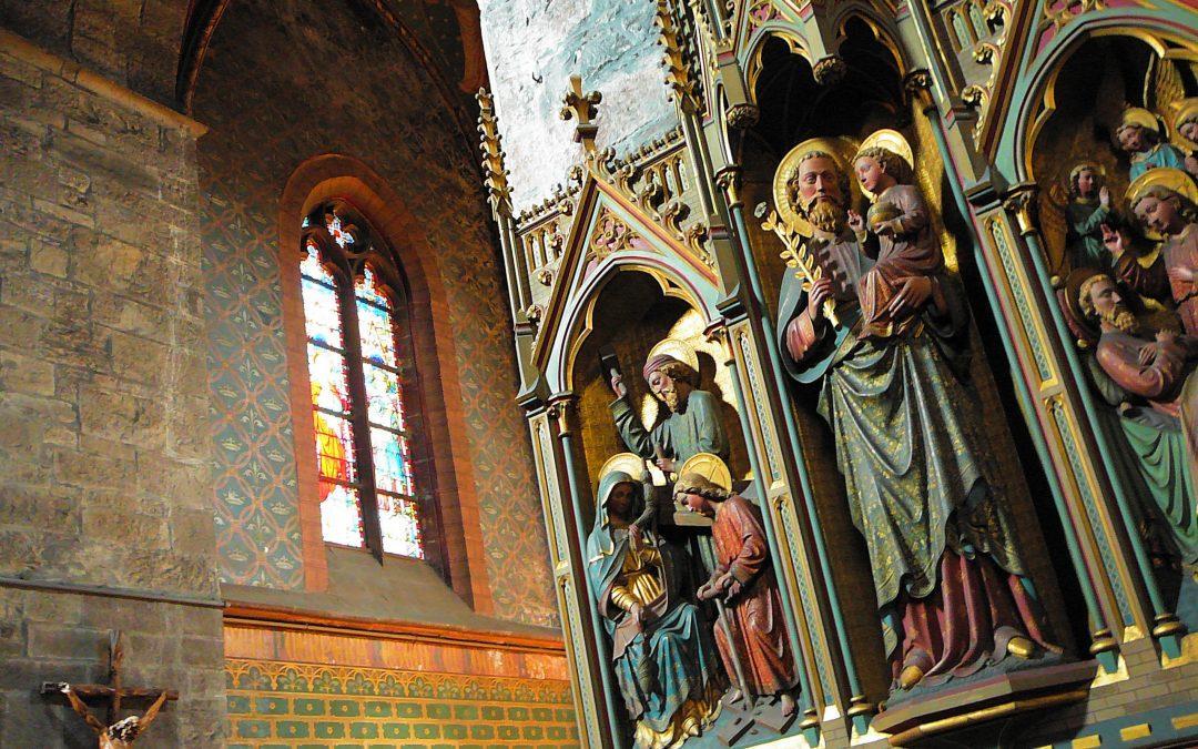 Katedrála, Chrám, Kostel