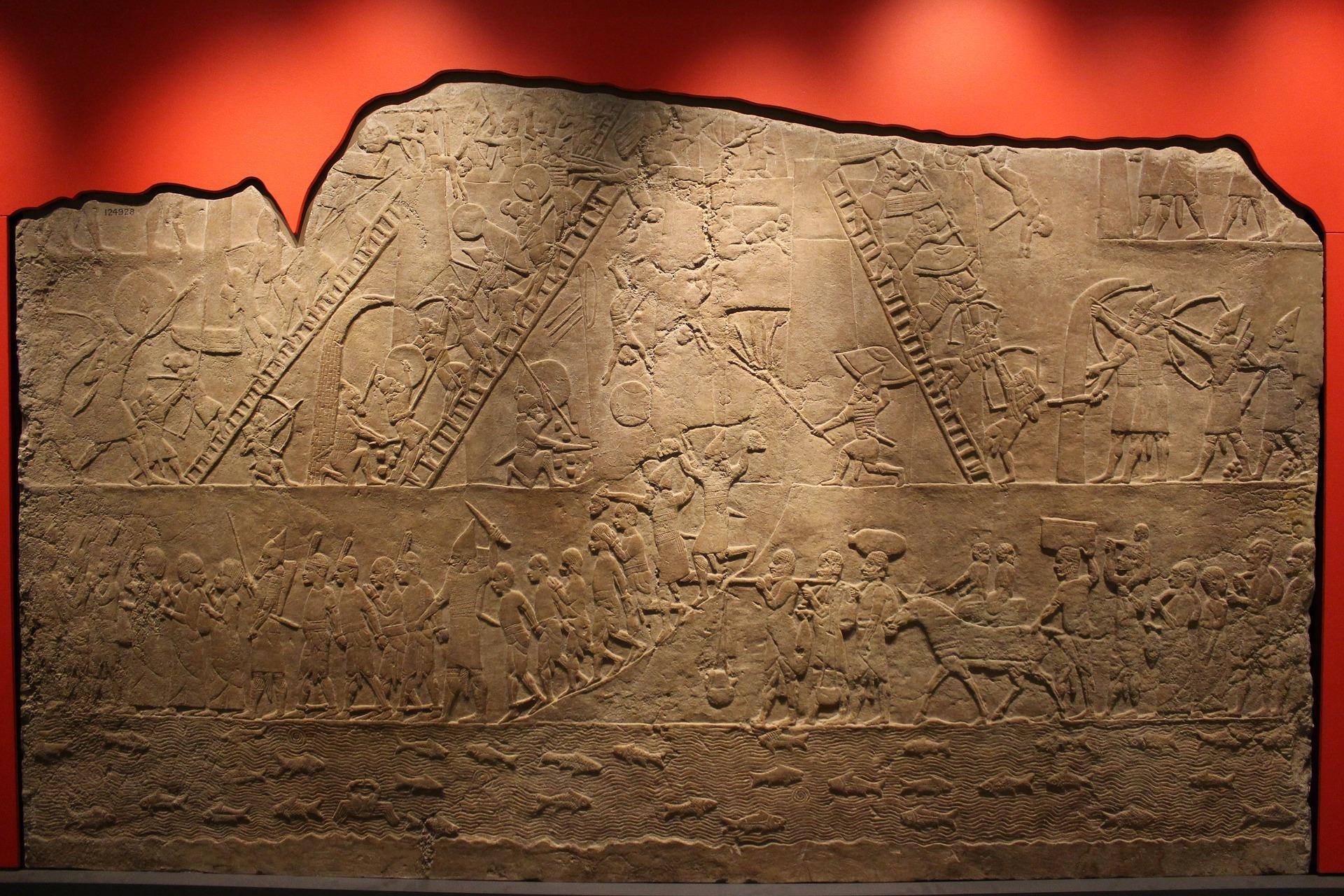 mesopotamia 1827242 1920 - Babylonská věž