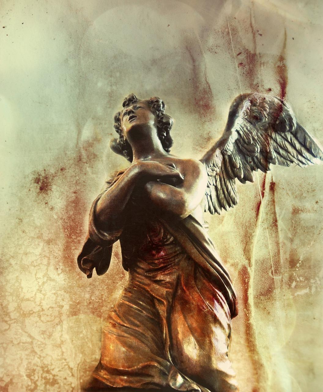angel 1758571 1280 - Setkání s anděly - ohavnost v křesťanském obalu