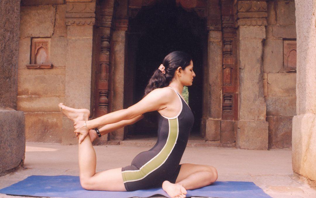 Vstupní brána: jóga