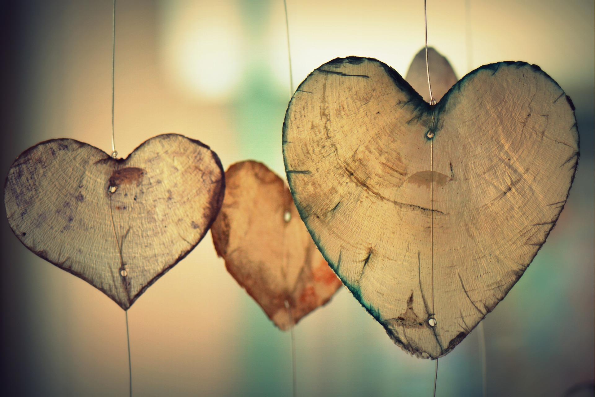 heart 700141 1920 - Rituál pěti elementů