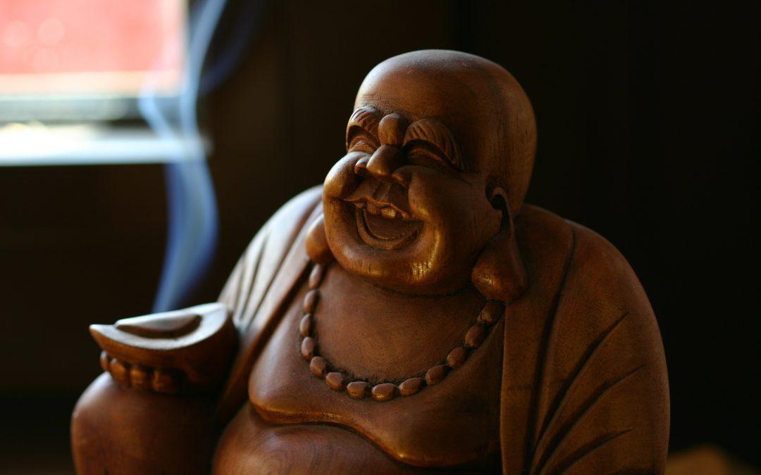 Buddhismus není skutečným řešením utrpení