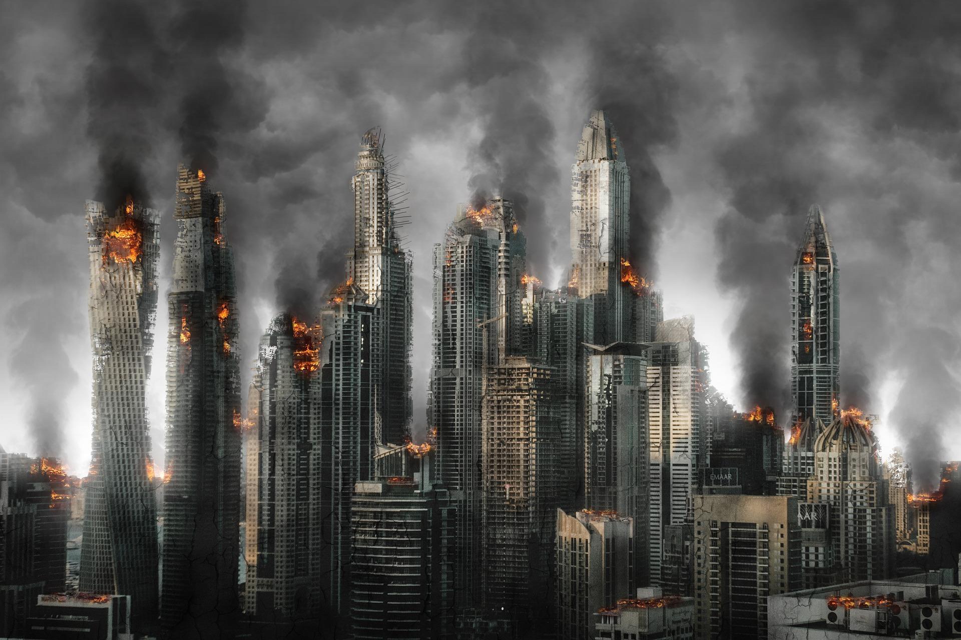 armageddon 2721568 1920 - Apokalypsa, zvěstování data apokalypsy, datum konce světa 2012