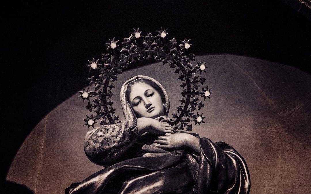 Neposkvrněné početí Marie ve světle Bible