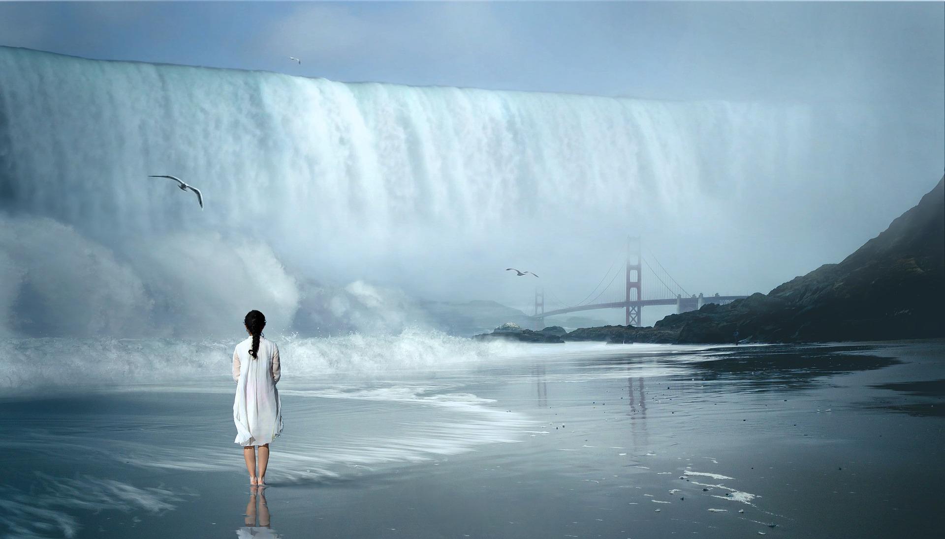 waterfall 2271231 1920 - Proroci nejsou věštci, předpovídající budoucnost