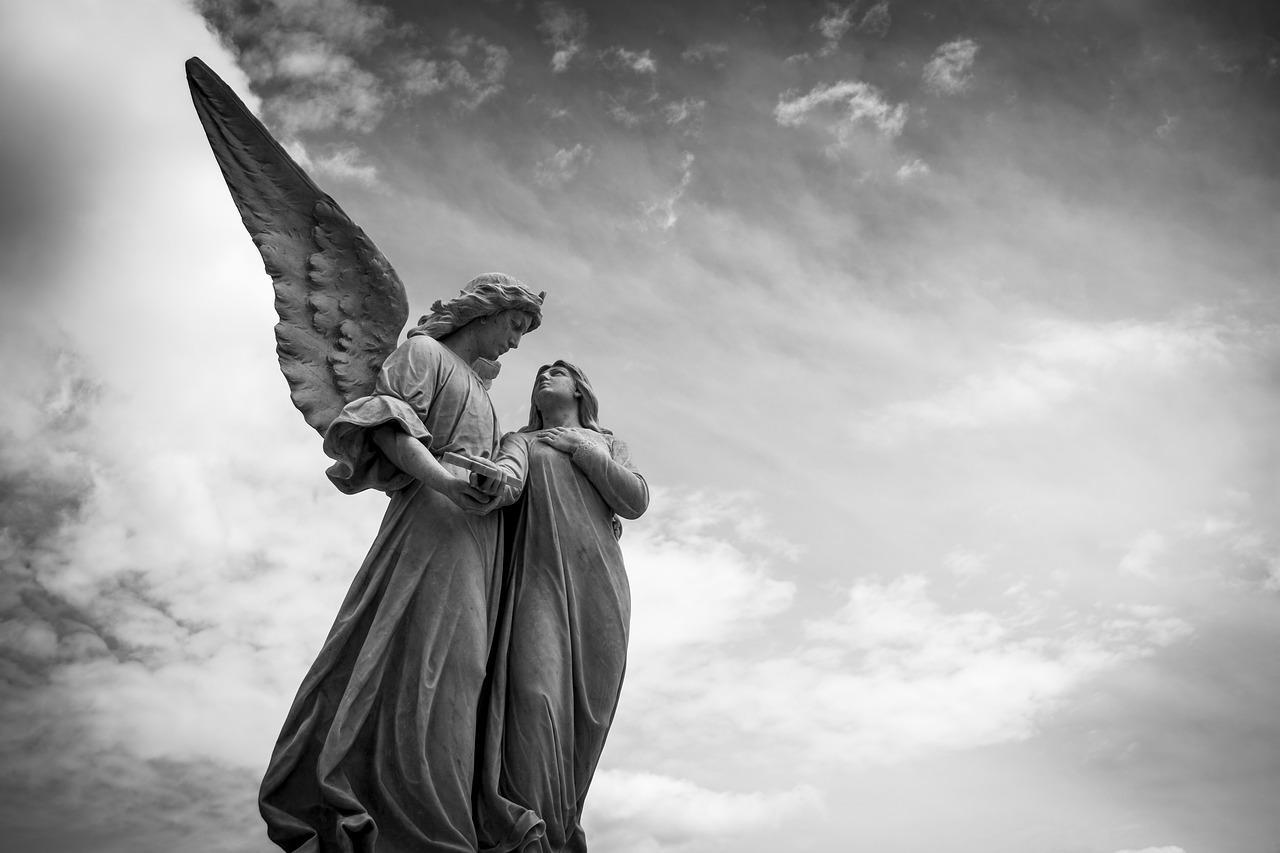 cemetery 1655378 1280 - Rozsuzujte, jaké je vaše smýšlení před Bohem