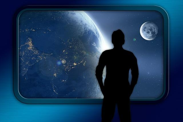 outlook 2084761 640 - Křesťan a myšlenky na UFO (mimozemšťany)