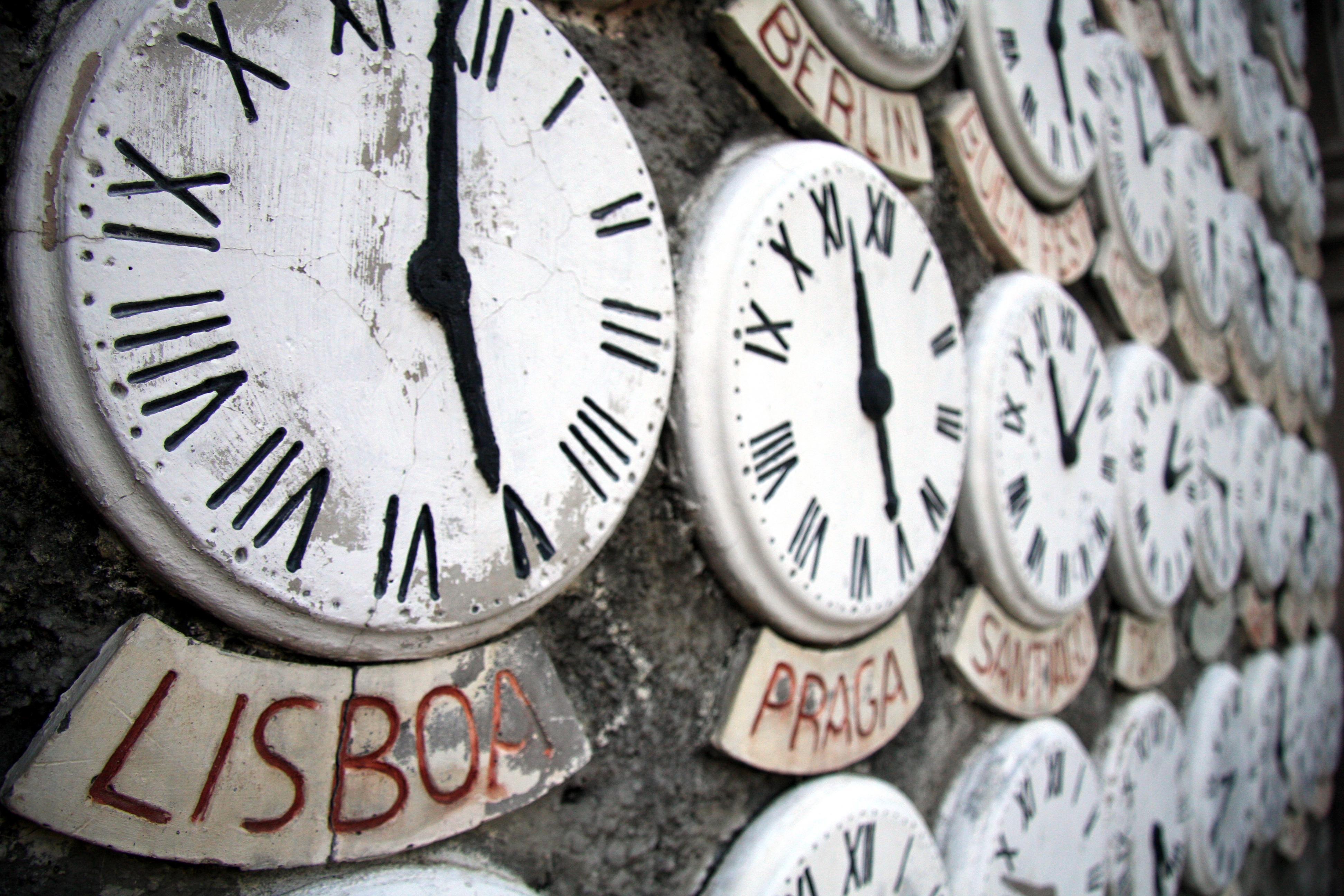 1086909 72490247 - Čas, Co je to čas a proč existuje čas