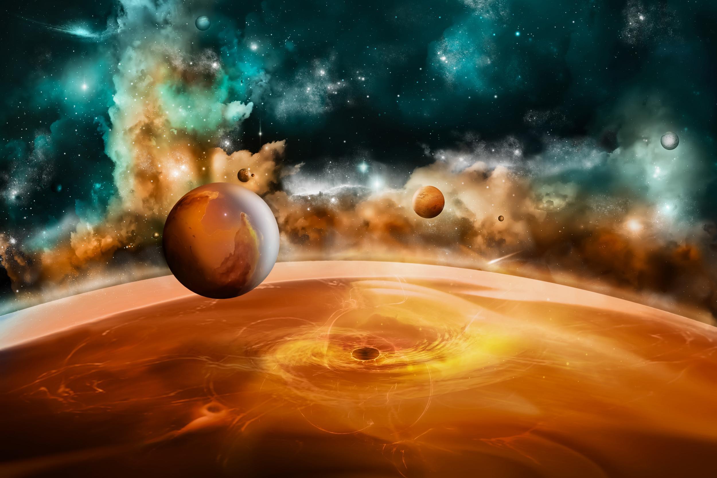 1382364 69137619 - Média zahlcují lidi zprávami z oblasti astronomie