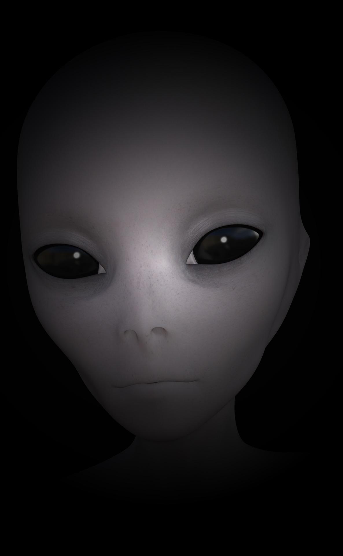 alien 1534975 1920 - Křesťané sami vyučují o existenci mimozemšťanů