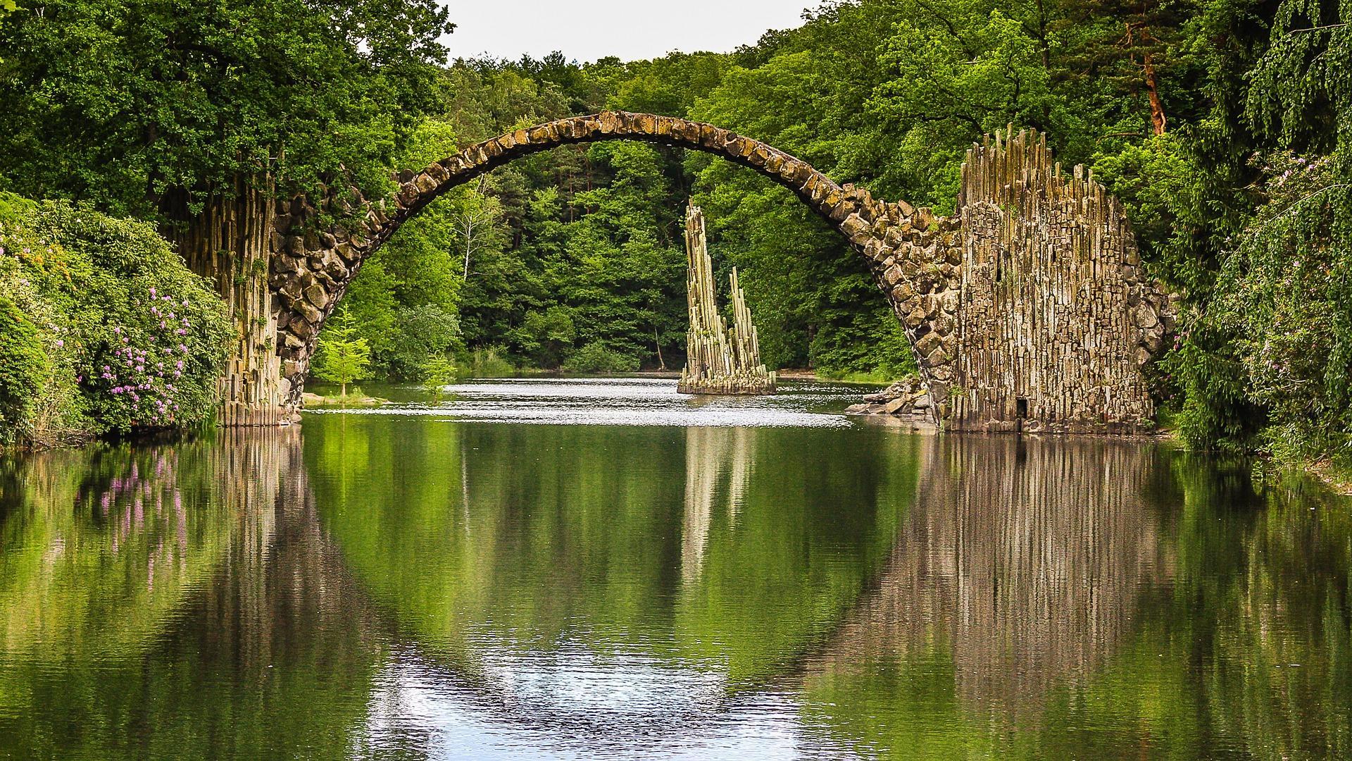 bridge 2887353 1920 - Blud o tom, že teprve přijde Tisíciletá říše Kristova