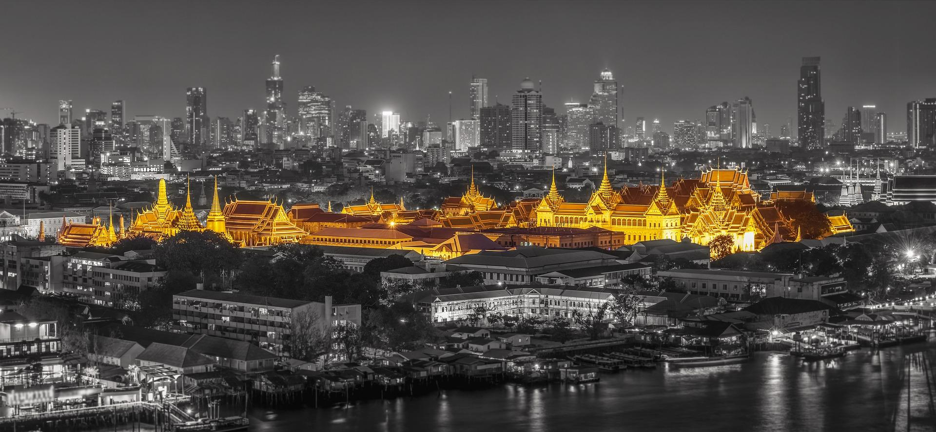 bangkok 1807480 1920 - Milénium, tisíciletá říše